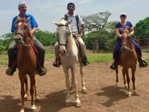 Nicaragua horseback riding