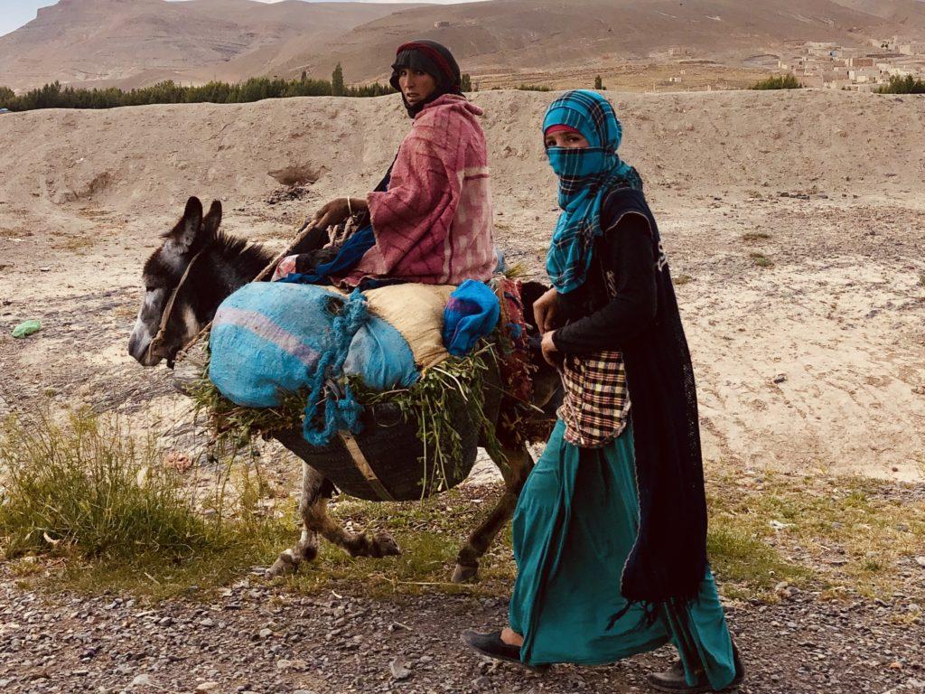 Bou Azmou, Morocco